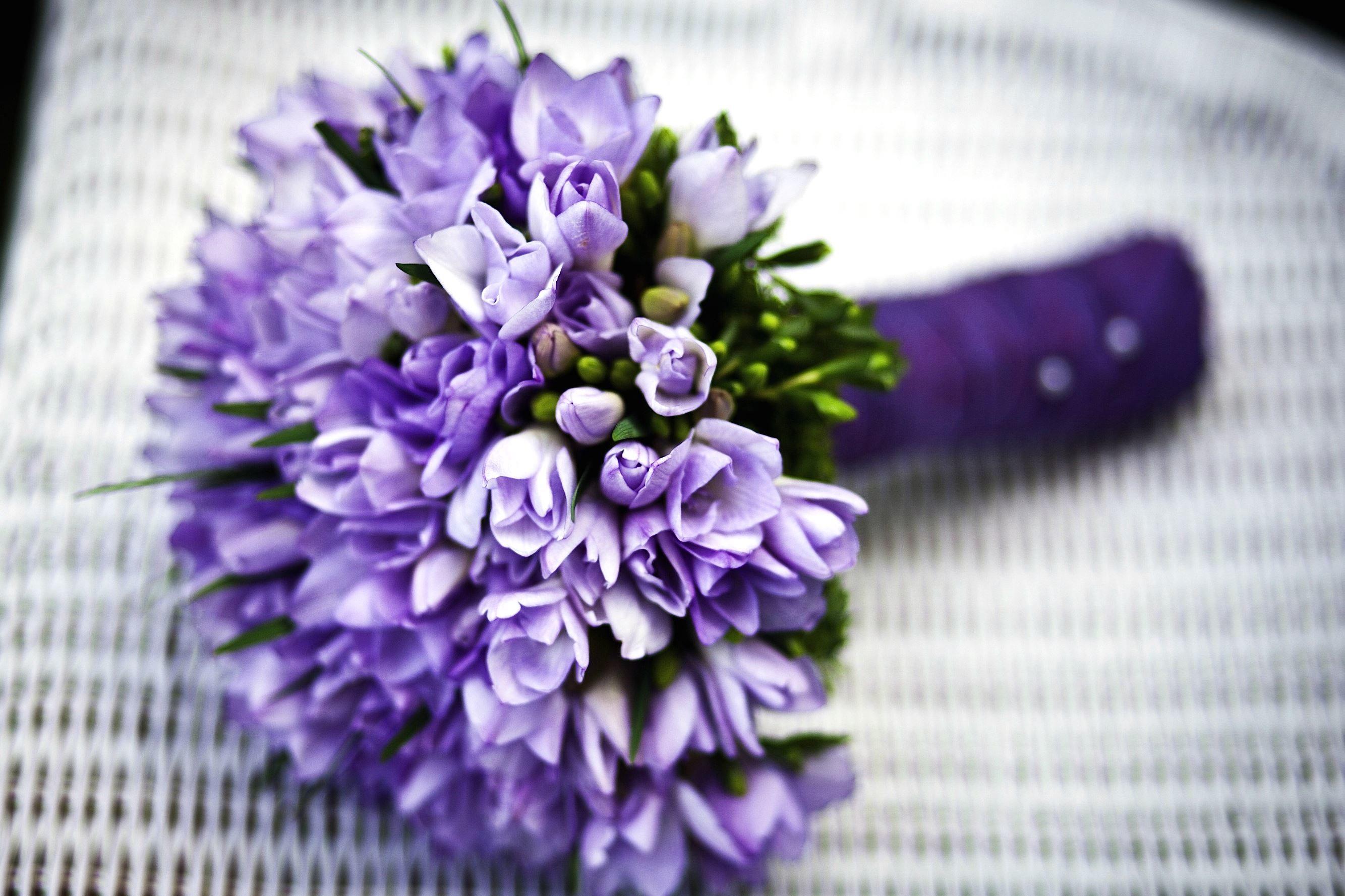 Free picture flowers purple bouquet white woven romantic flowers purple bouquet white woven romantic izmirmasajfo