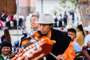 Musikfestival, Musiker, Performer, Instrument, Violine, Geiger