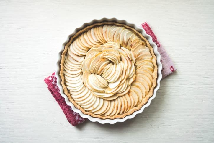 bakverk, paj, godis, tårta, dessert, kost, mat