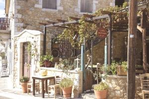 house, architecture, garden, city, street, restaurant, town
