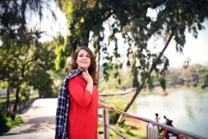 pretty woman, smiling, fashion, style, photo model
