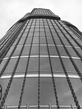 xây dựng tháp, thép, cao cao, cửa sổ, kinh doanh