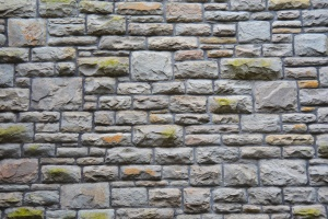 wall, pattern, rough, stones, architecture, texture