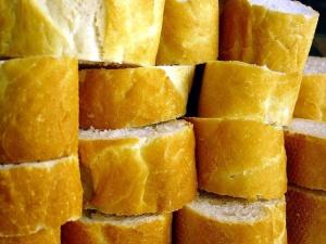 chléb, jídlo, snídaně, pečené zboží, zrna