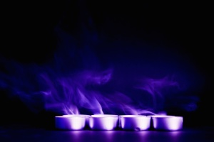 motion, smoke, wave, abstract, art, candle