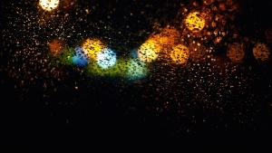 illustration, lights, luminescence, pattern, circle, color, night