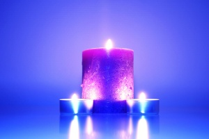 candles, burn, lights, wax, decoration