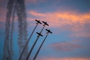 lietadlá, let, obloha, lietanie, krídla, letectva, vozidiel