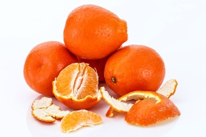 tangerine, fruit, food, mandarin, citrus