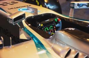 Formel 1 bil hastighet, bil