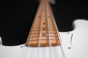 guitar, music, instrument, string, sound