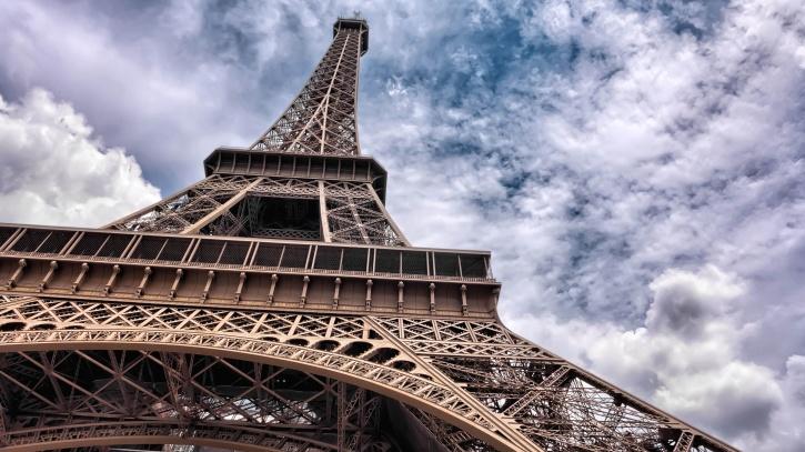 Tour Eiffel, Paris, France, construction, architecture, repère, architecture, bâtiment, ville