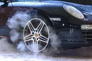 automotive, car, vehicle, bumper, car, chrome, coupe, wheel