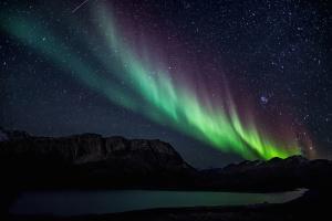 aurora borealis, Astronomie, Atmosphäre, Phänomen, Planeten, majestätisch, Himmel, Nacht
