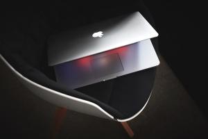 laptop computer, design, computer, device, dark, shadow, chair
