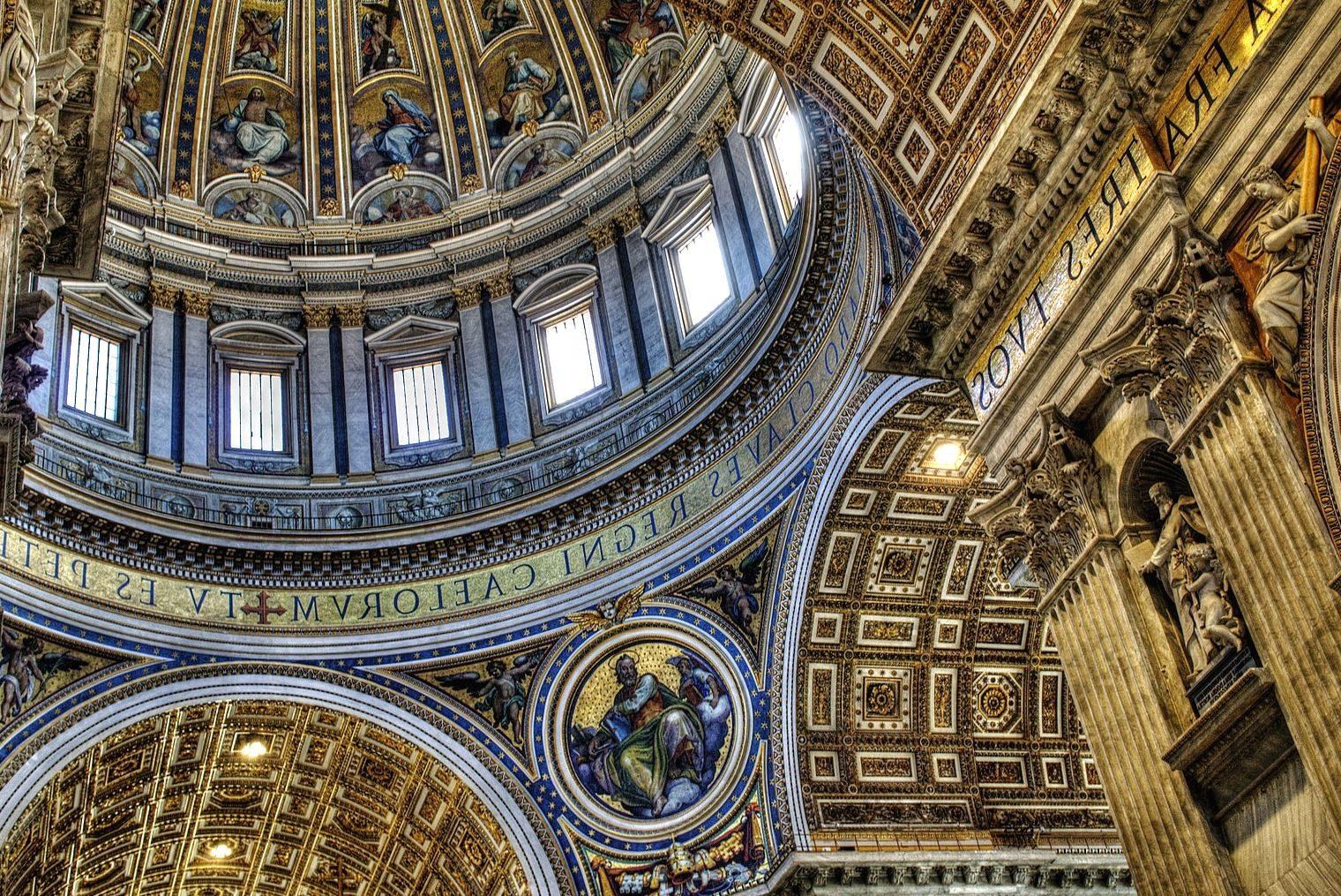 foto gratis cattedrale soffitto chiesa architettura archi