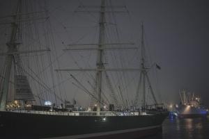 port, sea, ship, water, watercraft