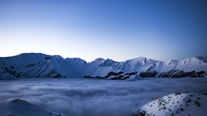 altitude, clouds, cold, frost, glacier, ice, iceberg, winter