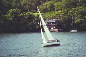 항해 배, 보트, 항해, 호수, 어드벤쳐, 스포츠
