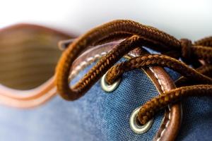 Schuh, Objekt, in der Nähe, Schnürsenkel, Schuhe