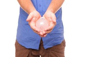 light bulb, human, person, handds, man, electricity, fingers