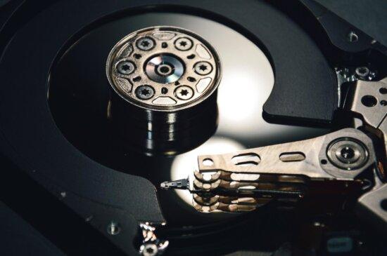 tecnología, disco duro, ordenador, disco duro, los datos