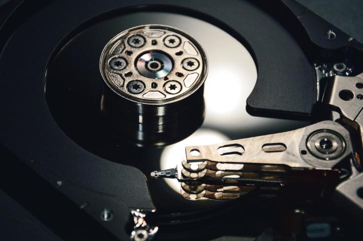 technologie, harde schijf, computer, harde schijf, gegevens