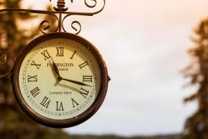 เวลา นาฬิกา โบราณ กำหนดเวลา ชั่วโมง นาที ตารางเวลา จับเวลา