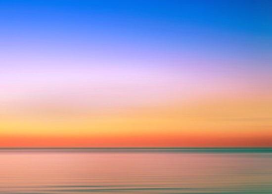sea, sky, summer, sunrise, sunset, water