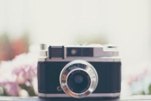 lens, vintage, photo camera, classic
