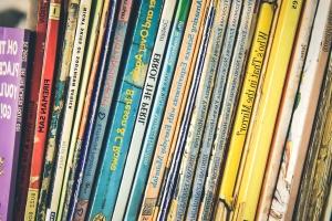 knowledge, library, literature, novel, school, shelf, study