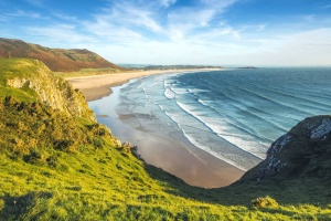 sea, seashore, water, waves, beach, coast