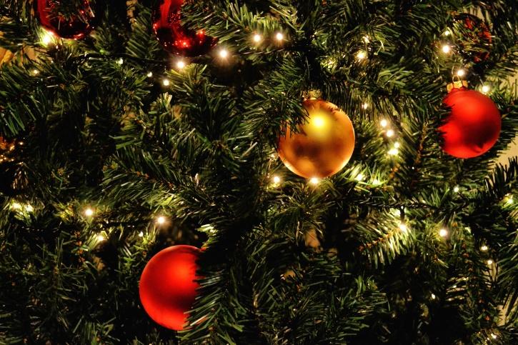 Kostenlose Bild Dekoration Kugel Fichte Weihnachten