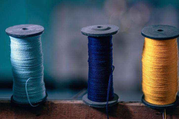 konac za šivanje, šivati, šivanje, krojenje, tekstil, konac, viti