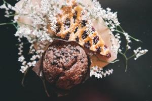 food, cookie, pie, sweets, chocolate, dessert