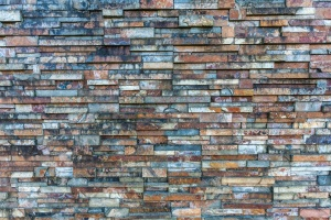 urban, wall, brick, pattern, retro, colorful