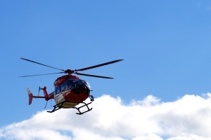 helicopter, propeller, fly, blue sky, travel, vehicle