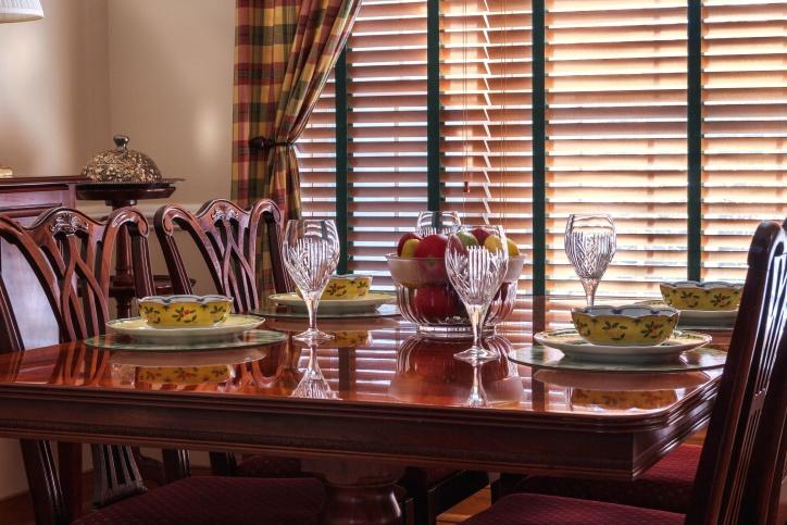 kuhinjski stol, zdjele, stol, stolice, blagovaonica, staklo, interijera, namještaja