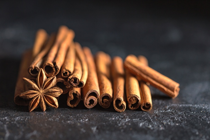 anise, aroma, aromatic, cinnamon, food