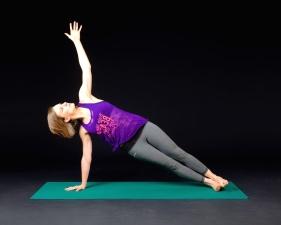 kvinne, gym, sport, helse, fleksibilitet, livsstil, mat