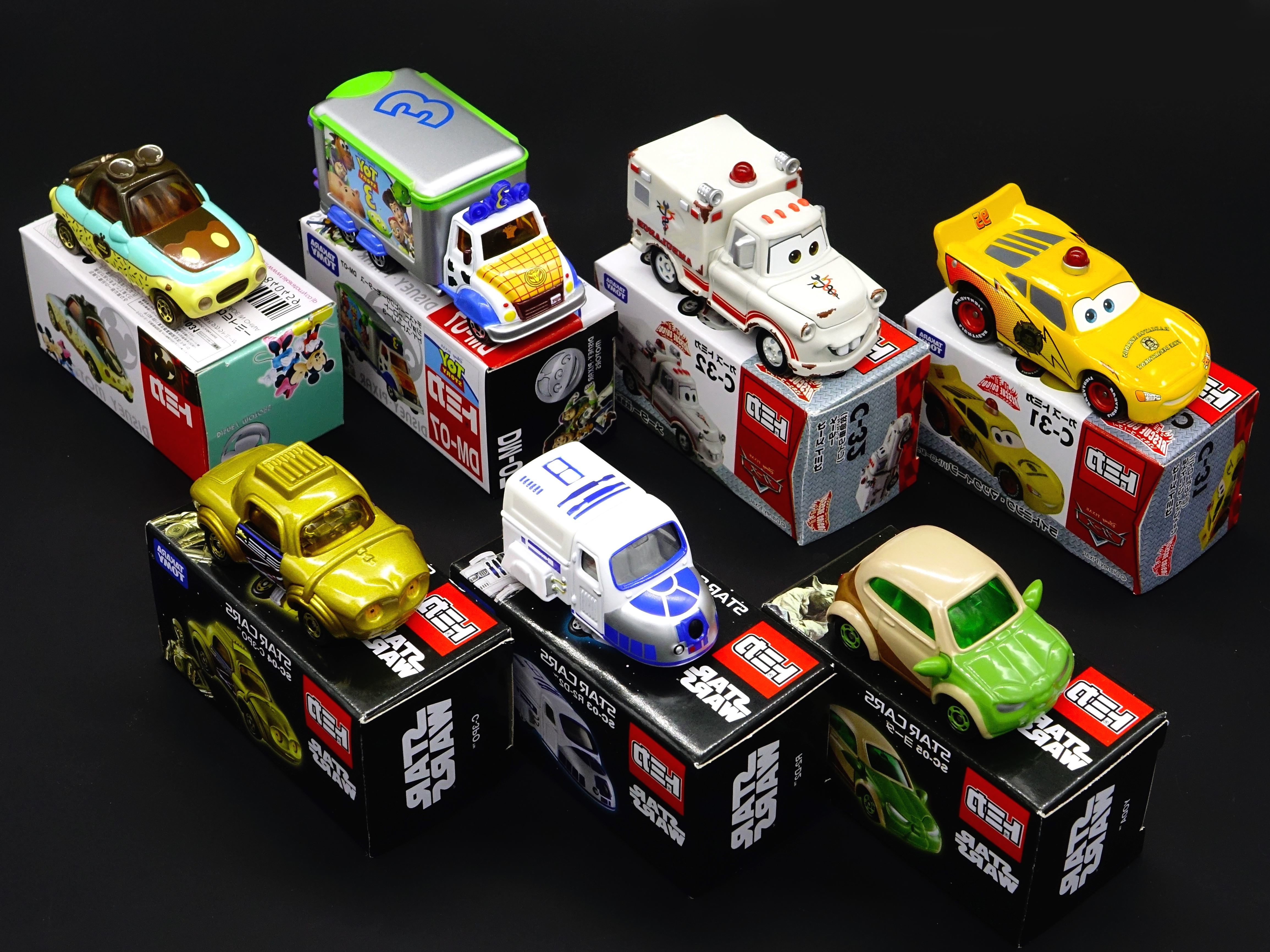 Free picture: cars, collection, cute, automobile, cars, toys