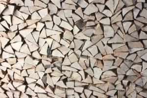 дърва за огрев, дървени