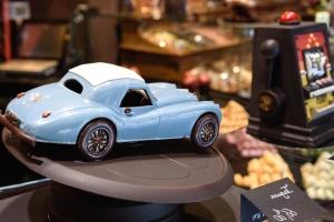 automobil, rozostření, auto, luxusní, retro, hračka, vozidlo, ročník