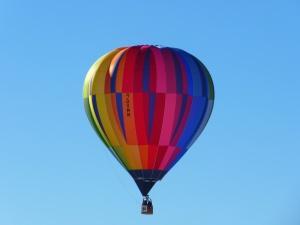 horúci vzduch, balón, obloha, let, lietať, šport, dobrodružstvo