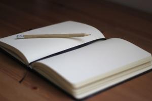 blank page, book, textbook, university, wisdom, writing