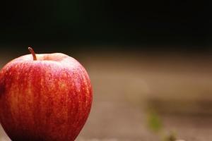 pomme, fruit, régime alimentaire, la nutrition, de fruits mûrs, doux