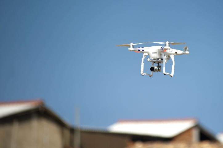 drone security camera