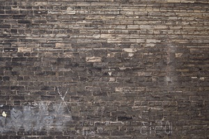 velho, pedra, textura, parede, parede de tijolo, sujo, grafite