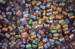 Farben, Film, Textur, Foto-Kamera