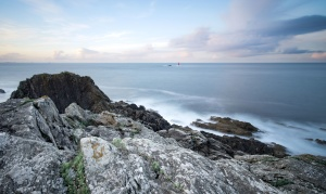 Natur, Meer, Strand, Wasser, Küste, Horizont, Insel, Natur, Ozean